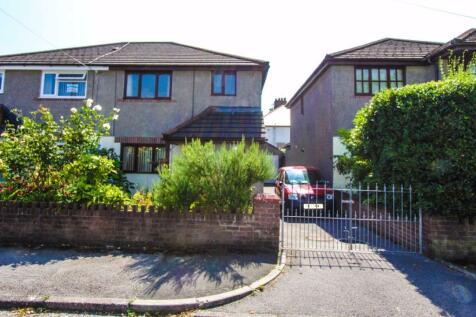 Homelands Road, Cardiff. 3 bedroom semi-detached house