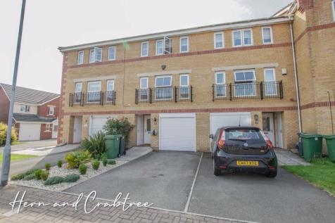 Armoury Drive, Cardiff. 4 bedroom terraced house