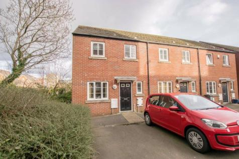 Ffordd Ty Unnos, Cardiff. 3 bedroom end of terrace house