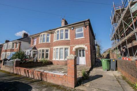 Pum Erw Road, Heath, Cardiff. 3 bedroom semi-detached house