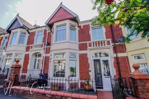 Summerfield Avenue, Heath, Cardiff. 3 bedroom terraced house