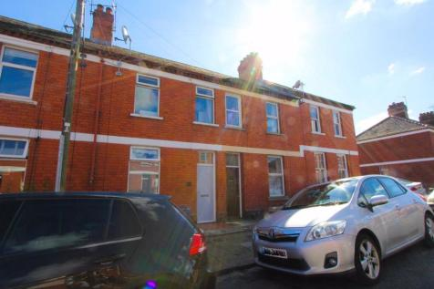 Spencer Street, Cathays, Cardiff. 2 bedroom terraced house