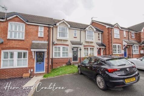 Greenacre Drive, Pontprennau, Cardiff. 2 bedroom terraced house