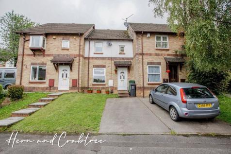 Heol Y Cadno, Thornhill, Cardiff. 2 bedroom terraced house