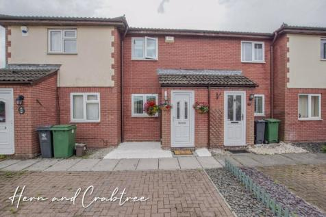 Orchid Close, St Mellons, Cardiff. 1 bedroom terraced house