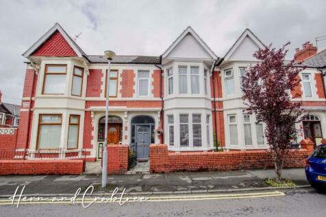 Clodien Avenue, Heath, Cardiff. 3 bedroom terraced house