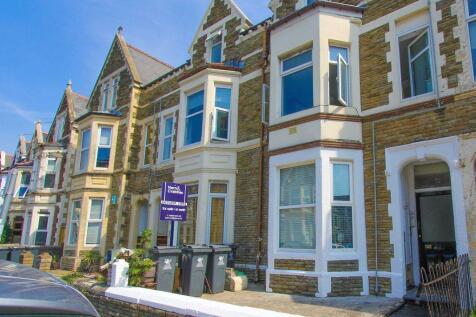 Claude Road, Cardiff. 2 bedroom flat