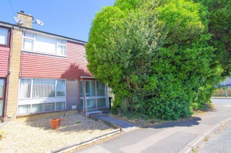 Sir Stafford Close, Caerphilly, Caerphilly. 3 bedroom end of terrace house