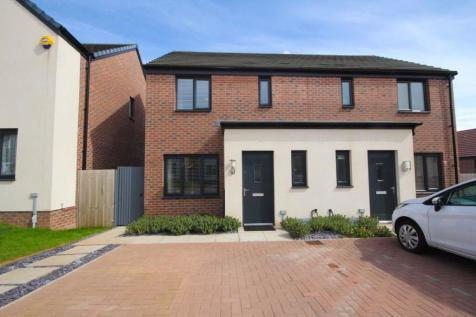 Heol Booths, Old St. Mellons, Cardiff. 3 bedroom semi-detached house