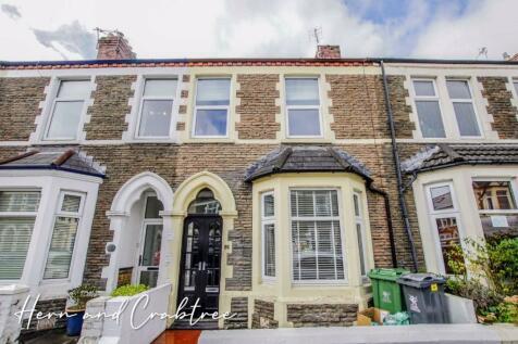 Lisvane Street, Cathays, Cardiff. 2 bedroom terraced house