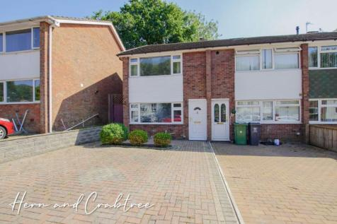 Woolaston Avenue, Lakeside, Cardiff. 2 bedroom end of terrace house