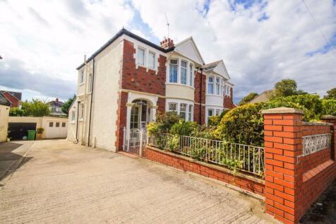 Richs Road, Birchgrove, Cardiff. 3 bedroom semi-detached house