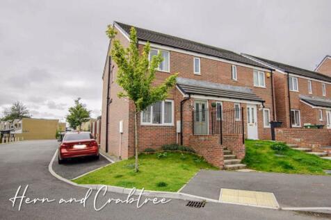 Eastside Quarter, Llanedeyrn, Cardiff. 3 bedroom semi-detached house