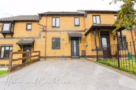 Cwrt Y Garth, Beddau, Pontypridd. 2 bedroom terraced house