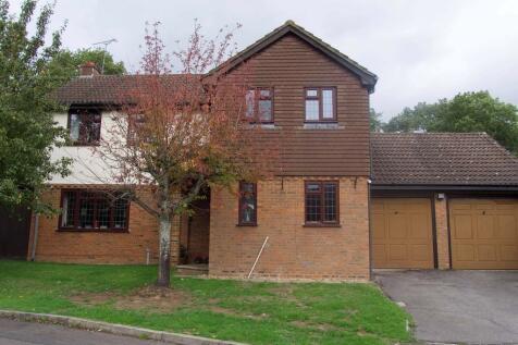 Thyme Close, Basingstoke. 4 bedroom detached house