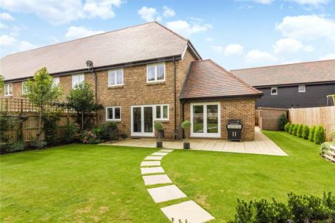 Waterhouse Place, Merry Hill Road, Bushey, WD23. 3 bedroom semi-detached house for sale