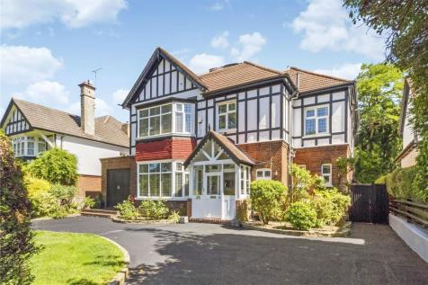 The Avenue, Hatch End, Pinner, HA5. 6 bedroom detached house for sale