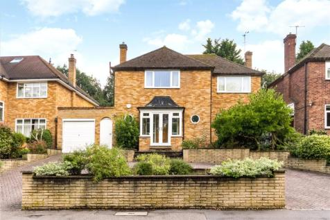 Hempstead Road, Watford, WD17. 4 bedroom detached house for sale