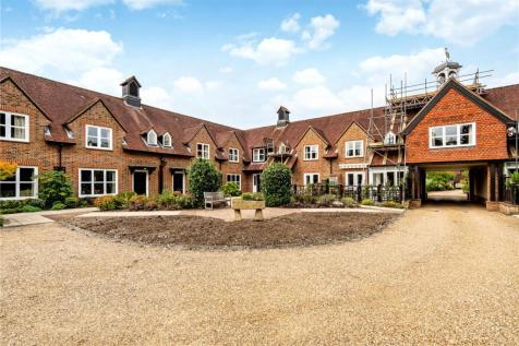 Church Place, Ickenham, Uxbridge, Middlesex, UB10. 2 bedroom retirement property for sale