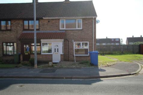 Meadow Road, Bridlington, YO16 4TB. 2 bedroom end of terrace house