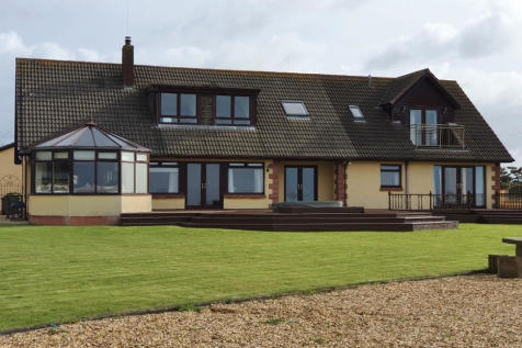 Fishery House, Newbie, Annan, Dumfriesshire, DG12 5QY. 5 bedroom detached house
