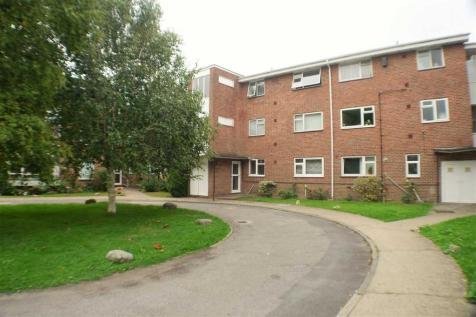 High Pines, St. Botolphs Road, Worthing. 1 bedroom apartment
