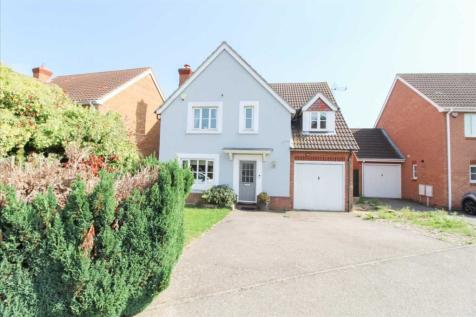 Clement Close, Sittingbourne. 4 bedroom detached house