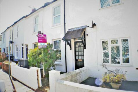 Cranworth Road, Worthing. 2 bedroom terraced house