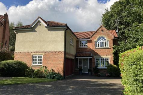Aykley Vale, Aykley Heads, Durham. 4 bedroom detached house for sale