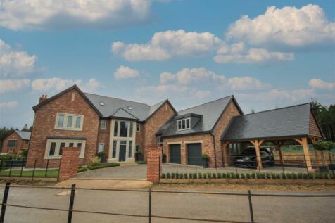 Manorside, Wynyard, Billingham. 5 bedroom detached house for sale