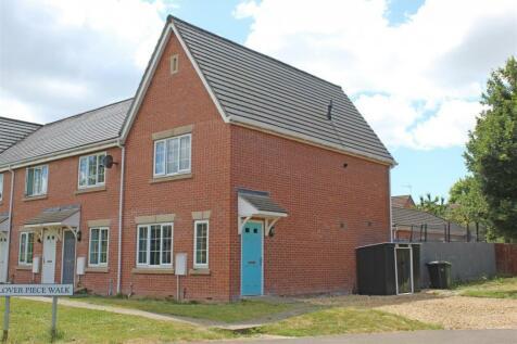 Clover Piece Walk, Saxon Gate, Hereford, HR2. 3 bedroom house
