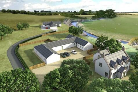 Nether Wellwood Farm, By Muirkirk, Cumnock, East Ayrshire, KA18. 4 bedroom house