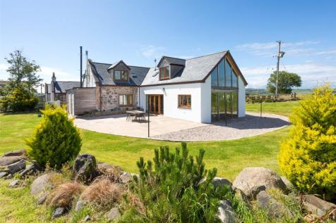 The Wee Cottage, West Mainshill, By Maybole, South Ayrshire, KA19. 3 bedroom detached house for sale