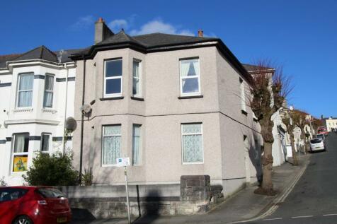 Pentyre Terrace, St Judes, Plymouth. 1 bedroom flat