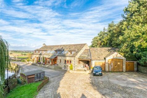The Old Malt House Barn, Bullcliff Grange, Off Denby Dale Road, Bretton, Wakefield. 7 bedroom detached house for sale