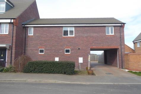Musselburgh Way, Bourne, Lincolnshire, PE10. 2 bedroom maisonette
