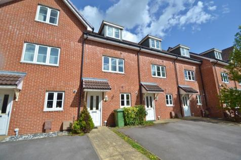 Chandlers Ford. 3 bedroom terraced house