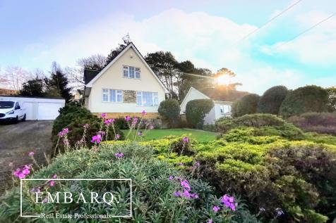 Thwaite Road, Coy Pond, Poole, Dorset, BH12. 3 bedroom detached house for sale