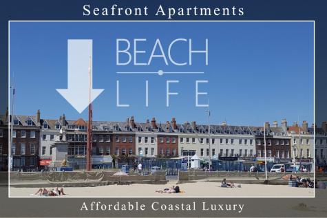 The Esplanade, Weymouth, Dorset, DT4. 1 bedroom flat