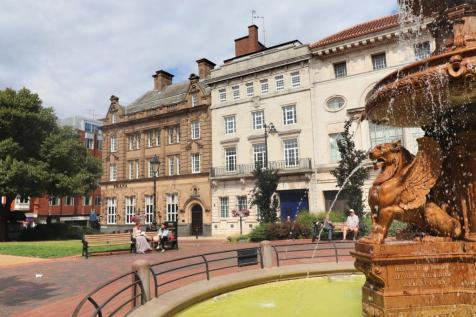 Horsefair Street, City Centre, Leicester. 2 bedroom apartment