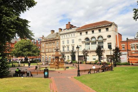 Horsefair Street, City Centre, Leicester. 1 bedroom apartment