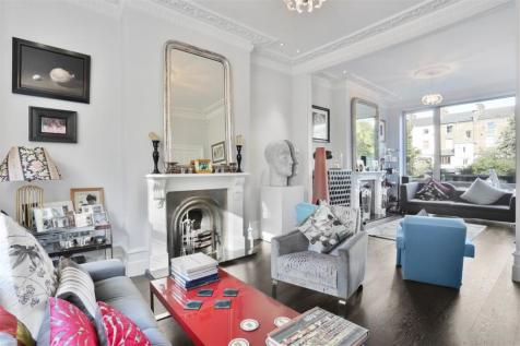 St George's Avenue, London. 5 bedroom terraced house for sale