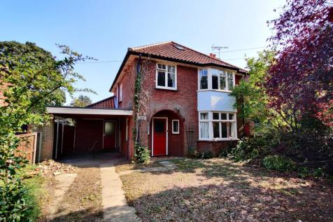 Bluebell Road, Norwich. 4 bedroom detached house