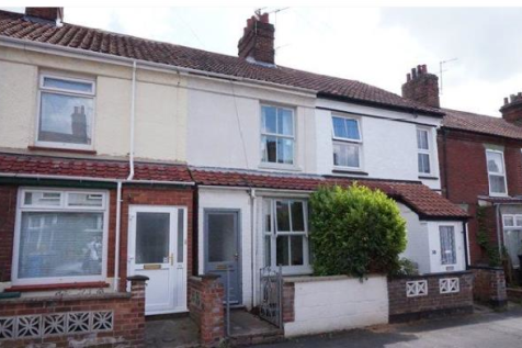Vincent Road, NORWICH. 2 bedroom terraced house