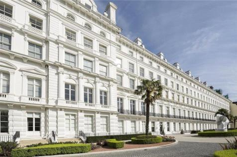 The Lancasters, London, W2. 3 bedroom flat for sale