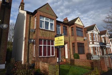 Sidney Road Beckenham BR3. 2 bedroom flat