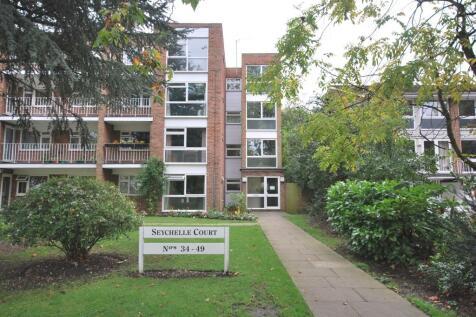 Foxgrove Road Beckenham BR3. 2 bedroom flat