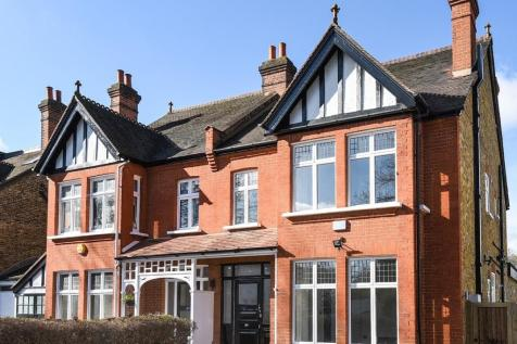 Kings Hall Road Beckenham BR3. 5 bedroom semi-detached house for sale