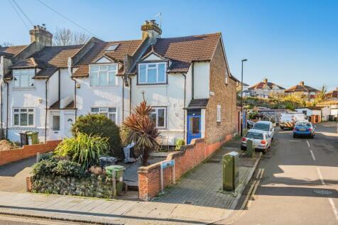 Manwood Road Brockley SE4. 3 bedroom end of terrace house for sale