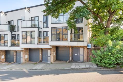 Holly Bush Row Dermody Road SE13. 3 bedroom end of terrace house for sale